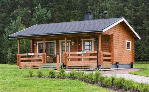 防腐木木屋建设有哪些流程呢?