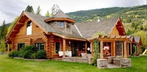 关于防腐木木屋别墅的小知识