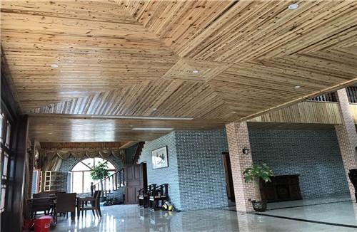海南木屋吊顶