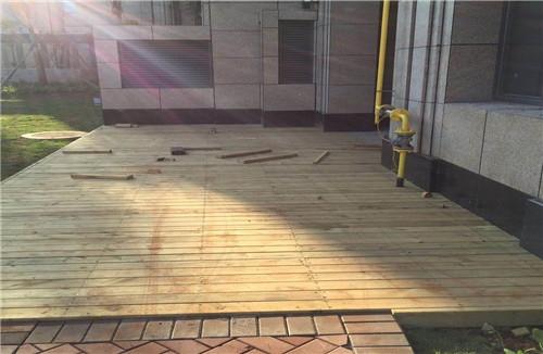 海南木屋地板