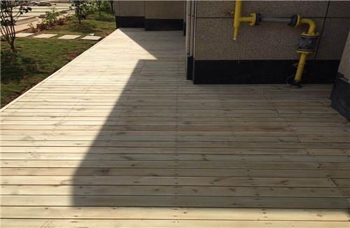 海南木屋实木地板
